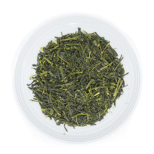 Japanese Green Tea leaves, Sencha from Chiran, Japan