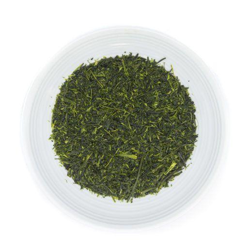 Feuilles de thé vert Japonais,Sencha Haute Qualité de Chiran, Japon